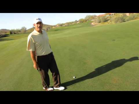Hilarious Golf Instruction Video – Derek Nannen at Eagle Mountain Golf Club in AZ