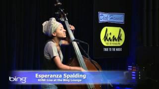 Esperanza Spalding - Midnight Sun (Bing Lounge)