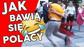 Jak bawią się Polacy w wakacje? #Bartek Usa