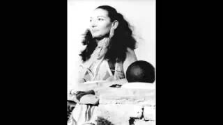 Preludio - Wagner & Parsifal - Maria Callas