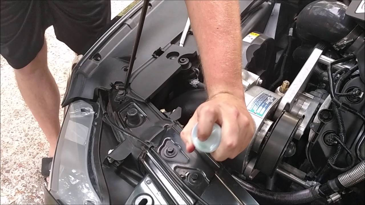 THE RIGHT WAY to Change Oil in a ProCharger (S550 Mustang GT)
