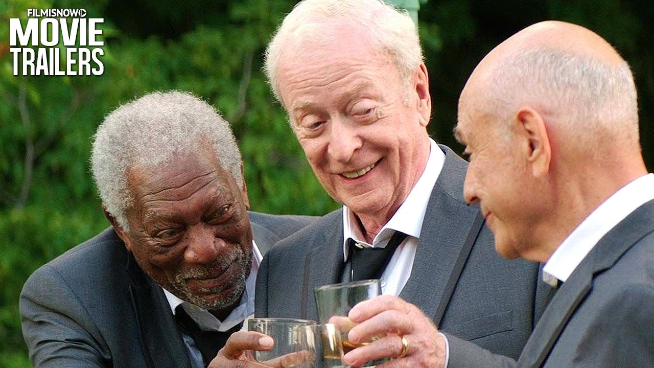 Wallpaper Going In Style Morgan Freeman Alan Arkin: Morgan Freeman, Michael Caine & Alan