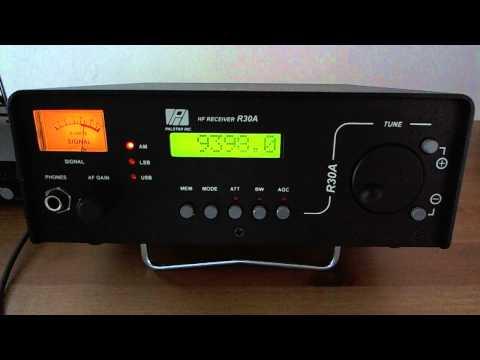 Radio Bulgaria 9400 khz shortwave