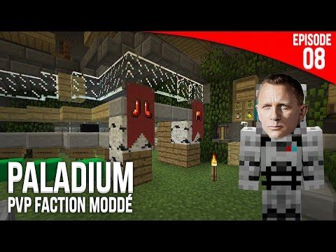 Pillage à la James Bond ! - Episode 08 | PvP Faction Moddé - Paladium S4