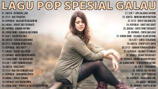 Download Mp3 Top 40 Spesial Lagu POP Galau Dari Adista ST12 Repvblik Dadali Papinka Asbak Band Ilir 7