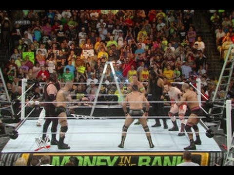 WWE Money In The Bank PPV | June 29th, 2014 | AfterBuzz TV