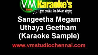 Sangeetha Megam High Quality Karaoke
