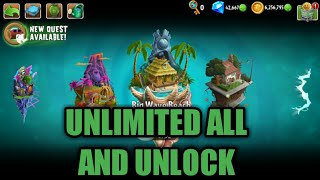 Plants Vs Zombie 2 Mod Apk V 6.2.1 (mod Unlock And Unlimited All)
