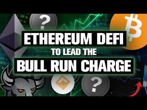 Ethereum DeFi to lead BULL RUN! Top 2 DeFi Altcoins! (My Picks)
