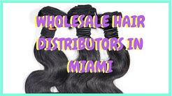 Wholesale Hair Distributors In Miami | Virgin Hair Vendor Miami
