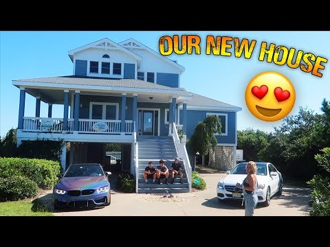 TOUR OF OUR NEW HOUSE! *HOUSE TOUR 2019*