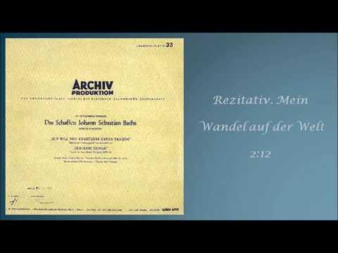 BACH: Cantata BWV 56