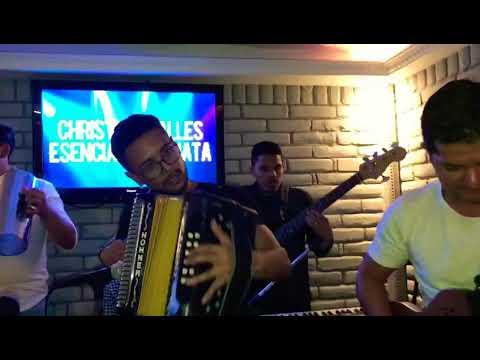 Enséñame Como Te Olvido - Christian Andrés Valles