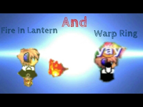 Graal Online Classic~Getting Fire In Lantern And Warp Ring