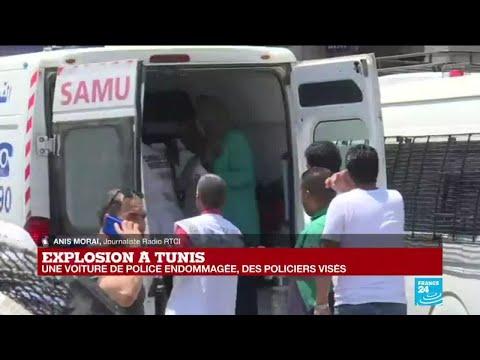TUNISIE : Tunis visé par deux attaques kamikaze