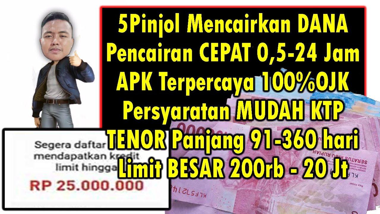 5 Aplikasi Pinjaman Online Langsung Cair 2021 | Tercepat ...