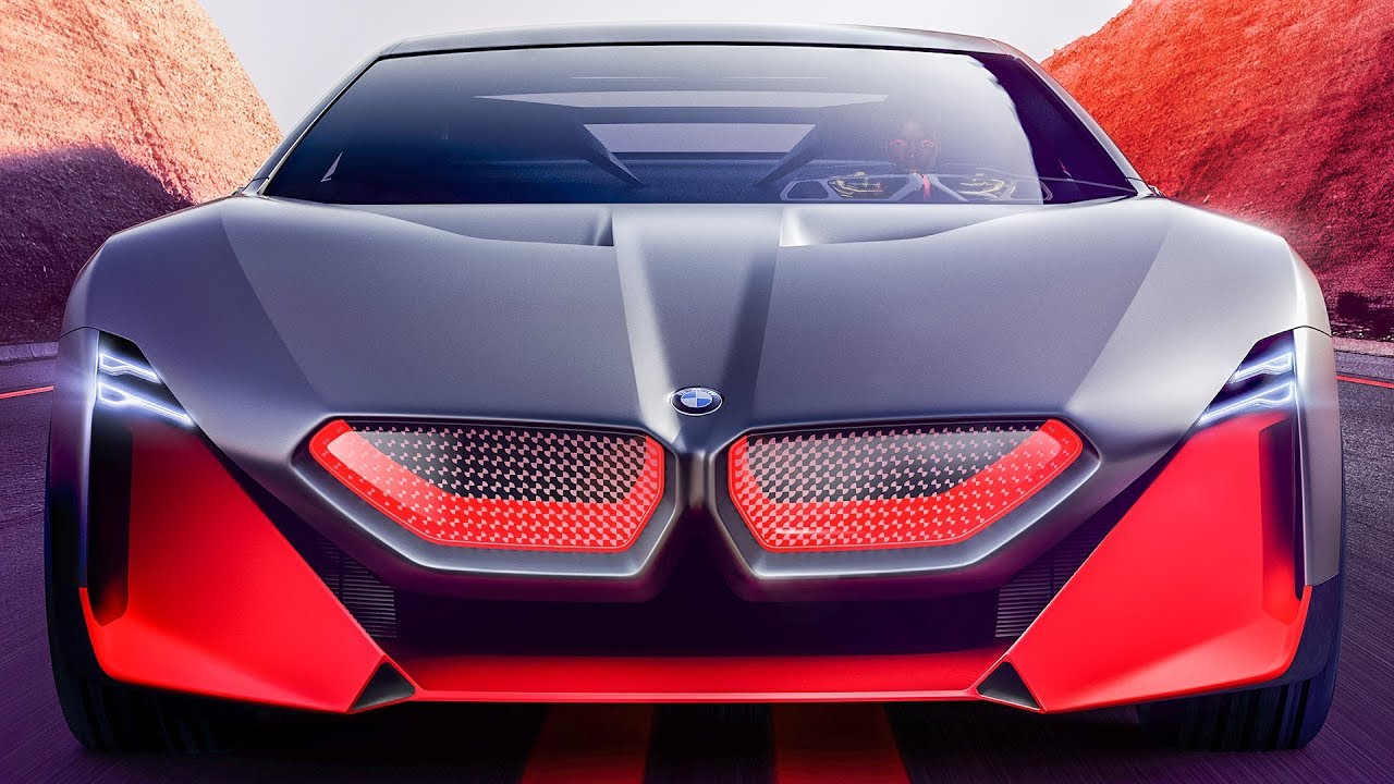 Bmw Vision M Next The Future Of Bmw M Cars Is Here Complete
