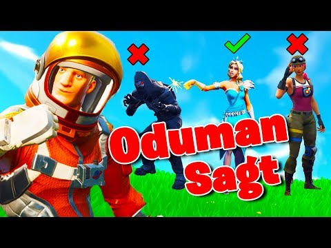 Oduman Sagt mit 16 Spielern in Fortnite!