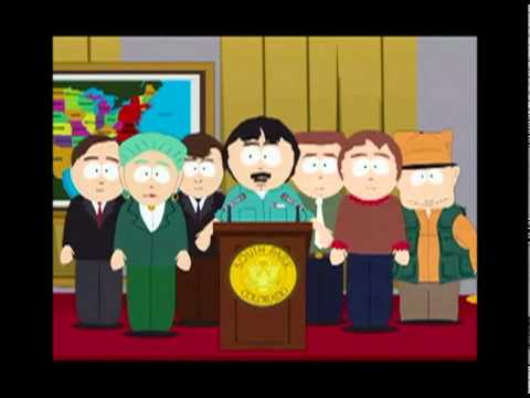 South Park Reacts to News of Osama bin Laden Assassination