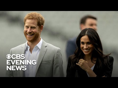 Prince Harry And Meghan Markle To Surrender Their Royal Titles