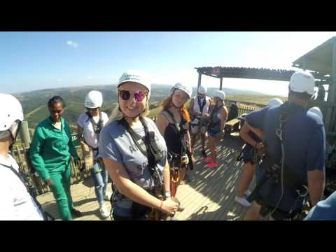 Adrenaline weekend in South Africa