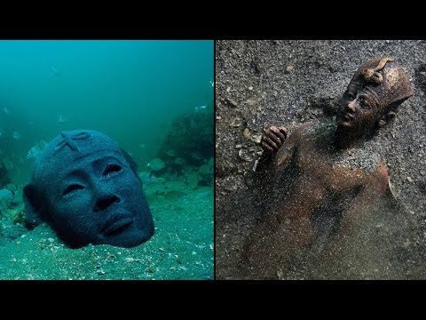 Strangest Things Found At The Bottom Of The Ocean
