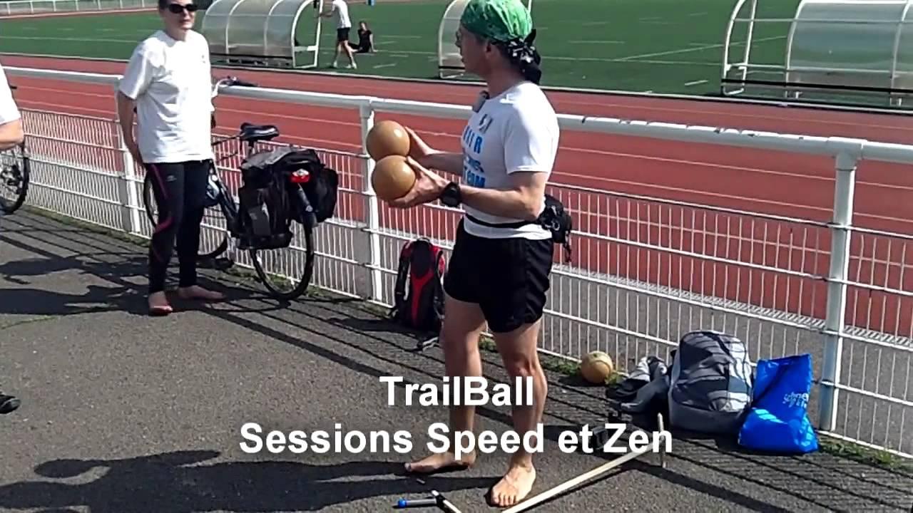 IBRD 2013 Barefooting TrailBall Issy Paris