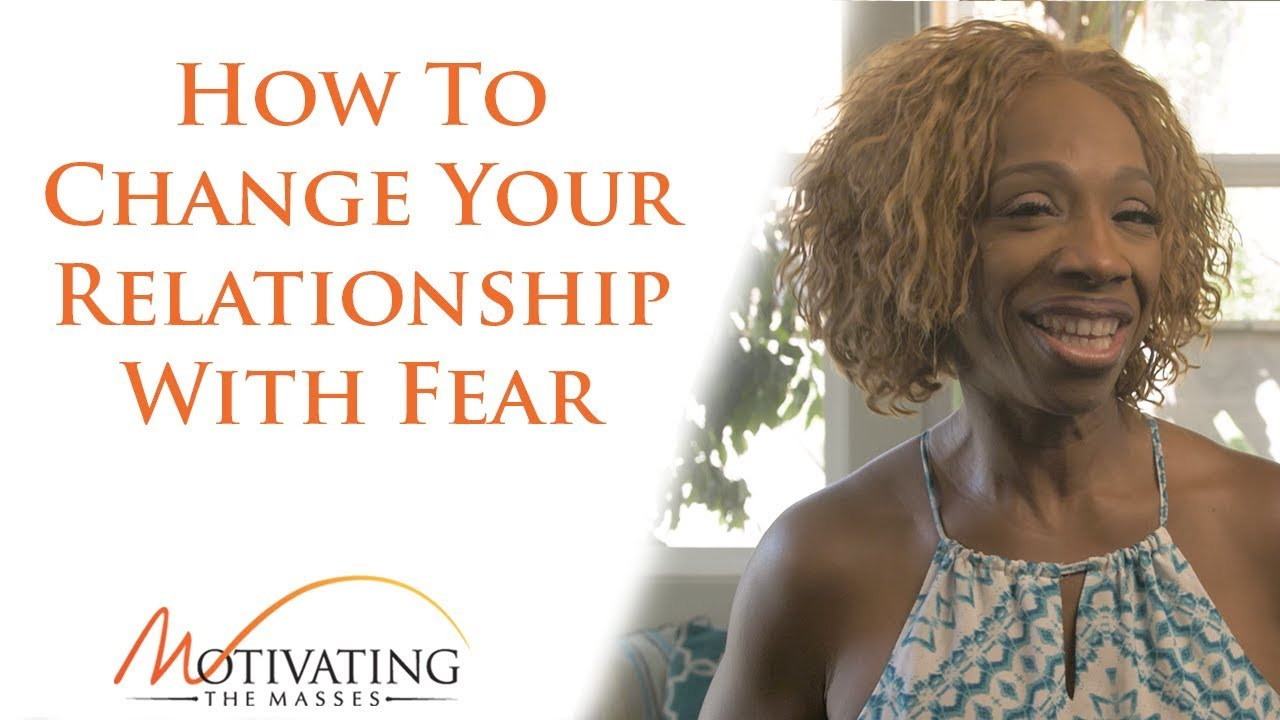 Lisa Nichols - How To Change Your Relationship With Fear