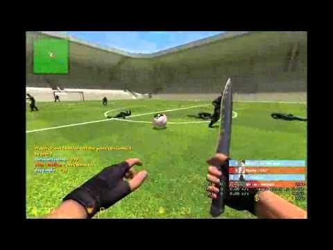 Đá banh trong Counter Strike