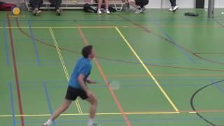 2017 week 12 Sport - Badminton:Het  Gouweslag Open