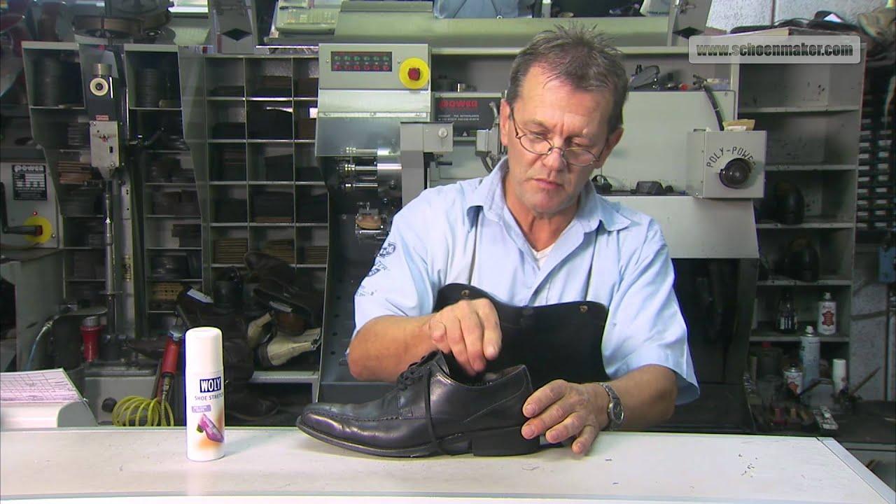 Hiel schoen soepel maken