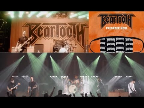 Beartooth to hold a livestream for Red Bull Records virtual festival + Face Masks!