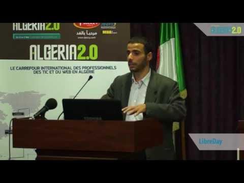 Open source au service de La communication d'entreprise, par Kamel Berrayeh