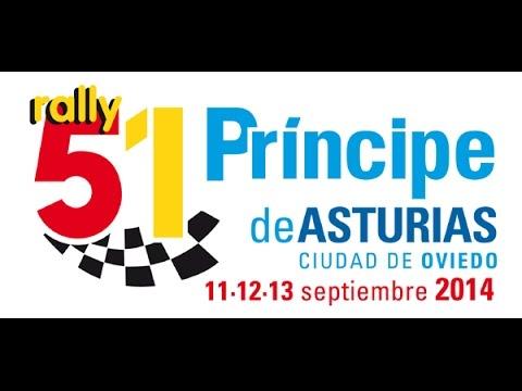 [HD] Rally Principe de Asturias 2014 [XC]