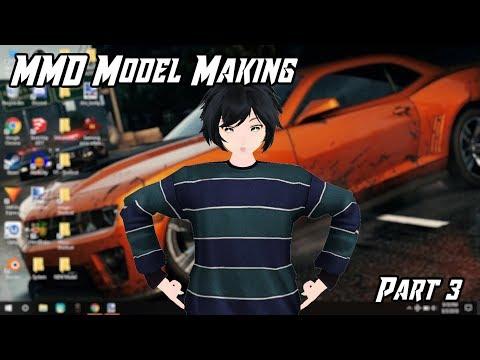 Download Adding More Clothes Mmd Model Making Part 3 Mp3 Mkv Mp4