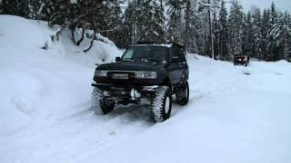 Toyota Land Cruiser HDJ lumessa