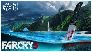 Far Cry 3 Gameplay Walkthrough Part 2 - Boar Hunt!