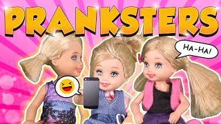 Barbie - Three Little Pranksters