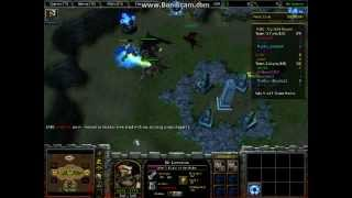 Warcraft III Arena Nexus Part 3