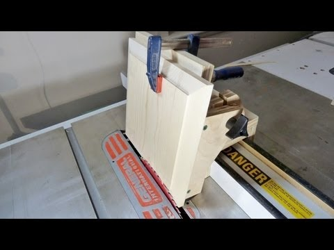 Table Saw Jig 3 In 1 Youtube