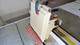 Table Saw Jig, 3 In 1