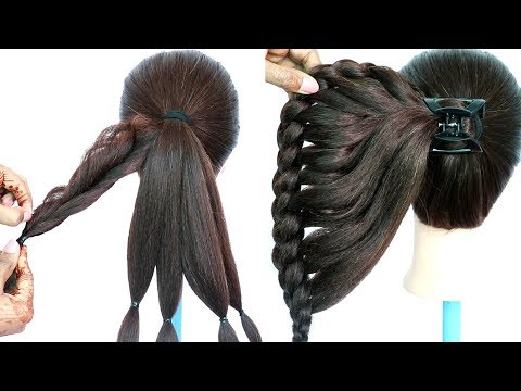 15 latest hairstyle for girls with trick   diwali hairstyle   trending hairstyle   hairstyle thumbnail