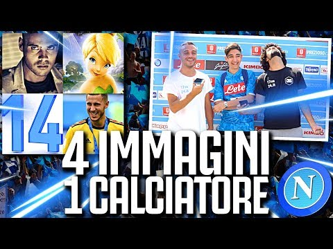 4 IMMAGINI 1 CALCIATORE! - TIFOSI NAPOLETANI vs FIUS GAMER