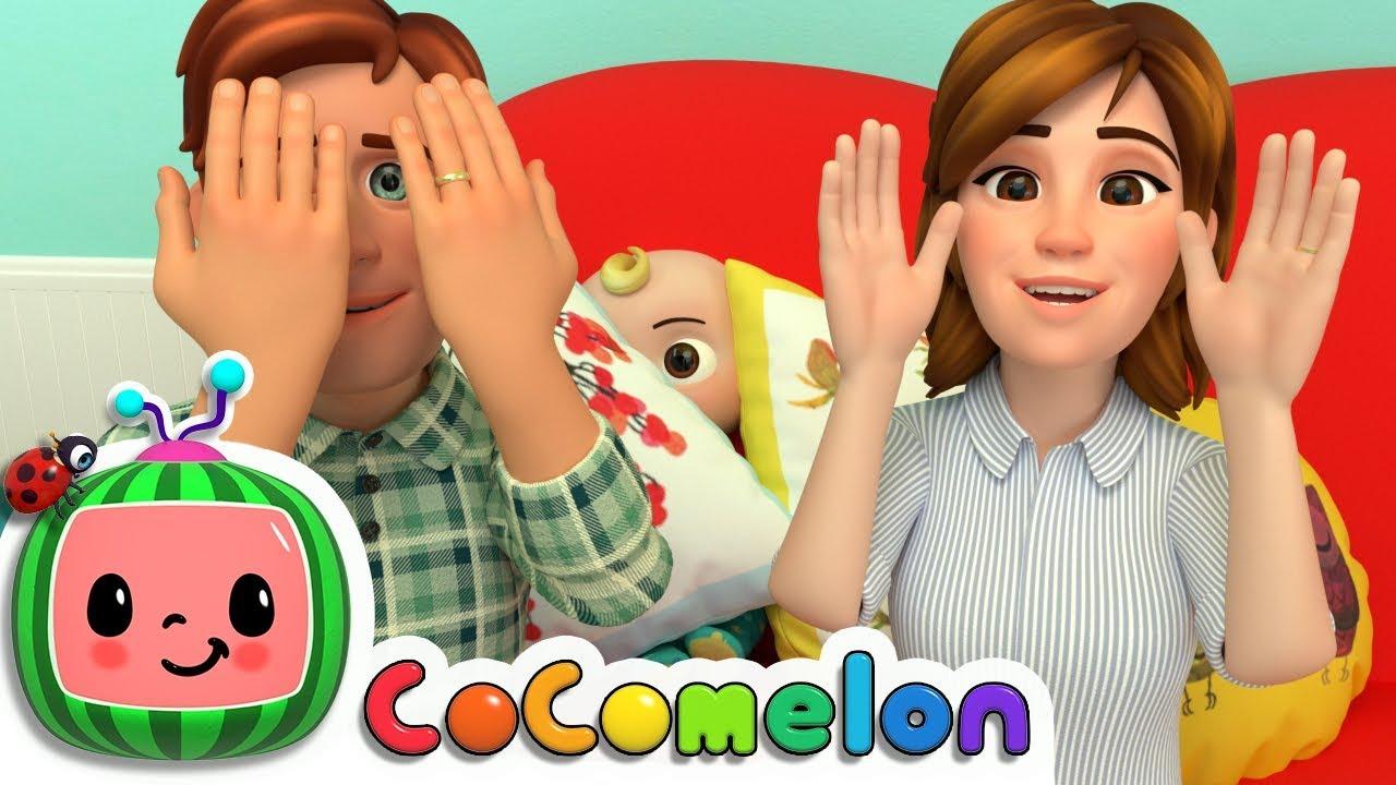 Peek A Boo | CoComelon Nursery Rhymes & Kids Songs