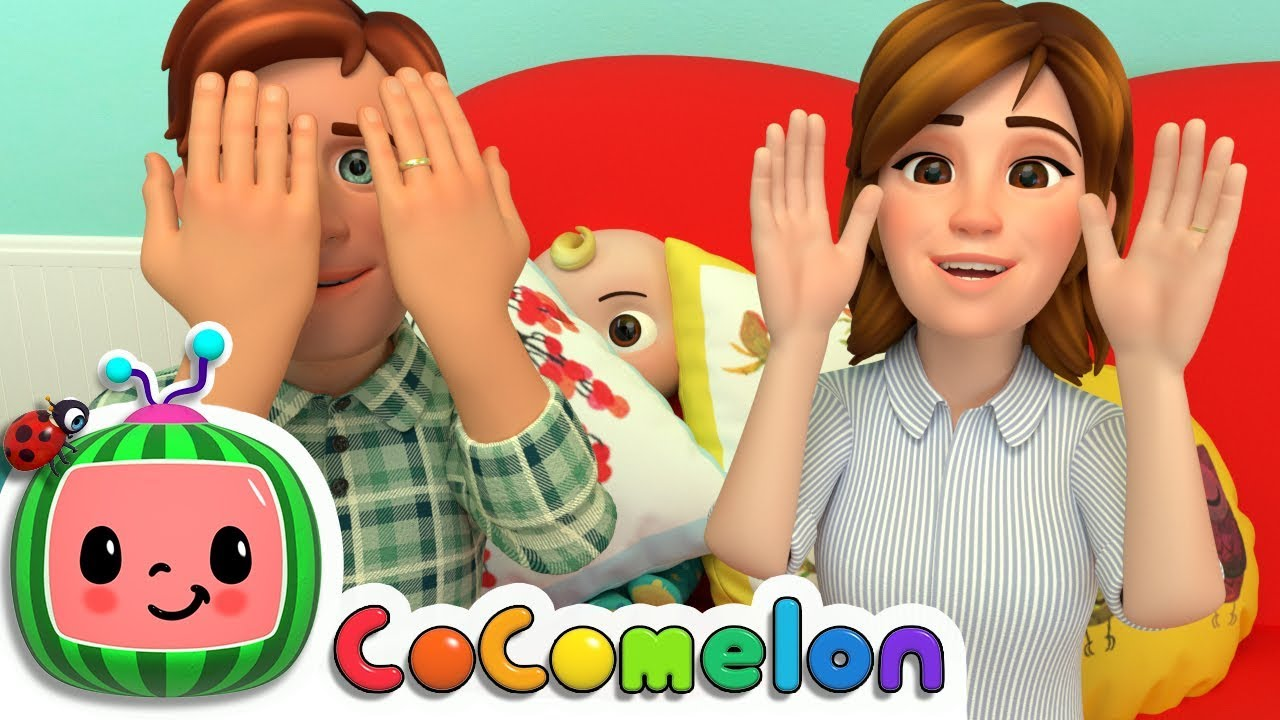 Peek A Boo | CoComelon Nursery Rhymes & Kids Songs