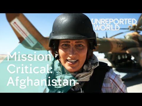Fighting the Taliban: Afghanistan's frontline soldiers | Unreported World
