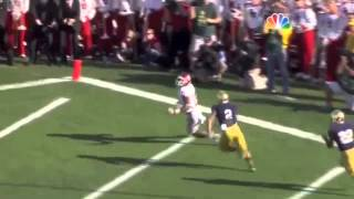 Oklahoma vs notre dame 2013 (highlights)