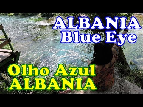 The Blue Eye (Syri i Kalter) || ALBANIA - Vlog #01