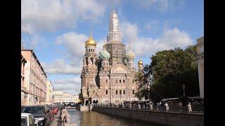 Church of the Savior on Blood, Saint Petersburg - Russia