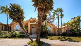 Gated Single Story Home in Rancho Santa Fe, California
